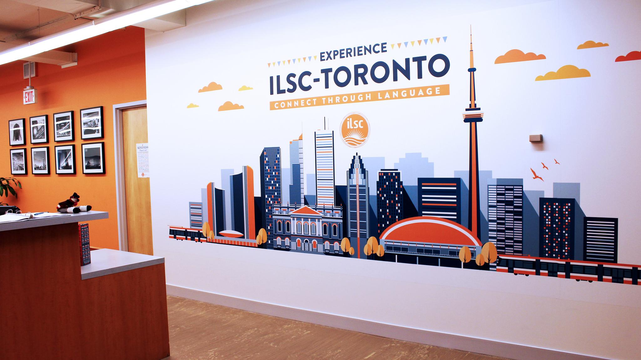 ILSC トロント 語学学校