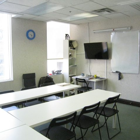 CanPacific College トロント語学留学