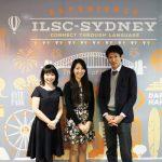 ILSC シドニー校への学校視察