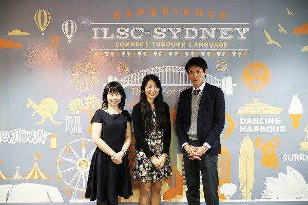 ILSC シドニーへ休学留学