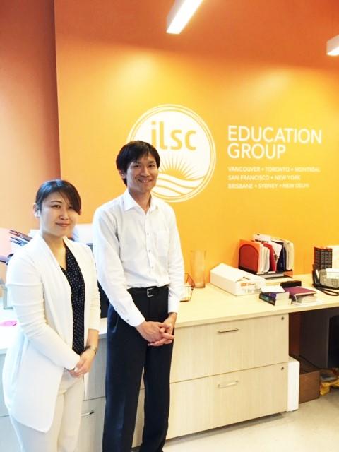ILSC ニューヨークへ休学留学