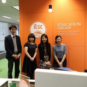 ILSC シドニー 休学留学