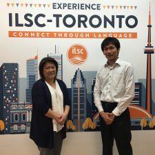 ILSC トロント 語学留学