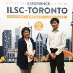 ILSC トロント校への学校視察