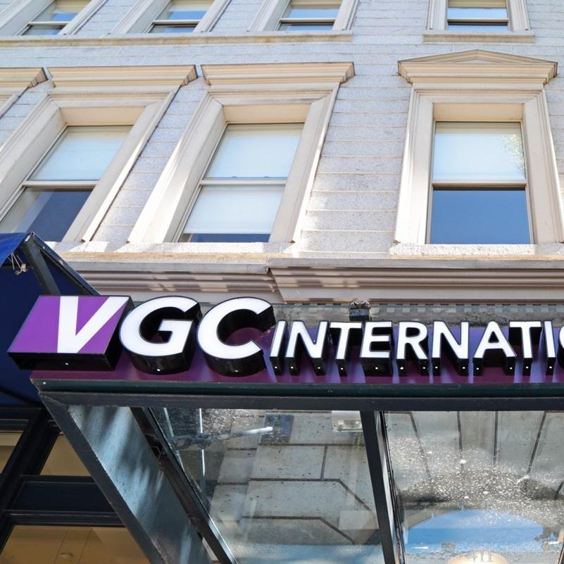 定評あるVGCプログラム