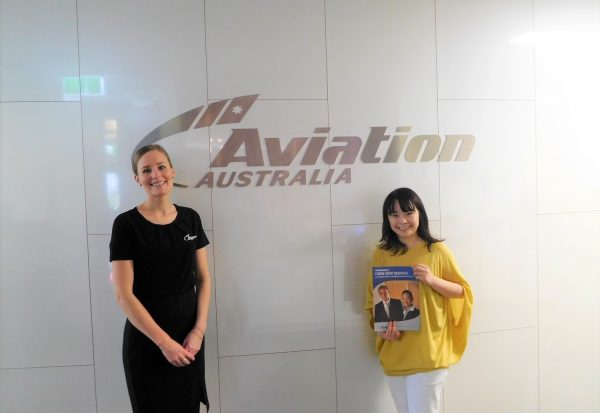 アビエーション・オーストラリアへ休学留学