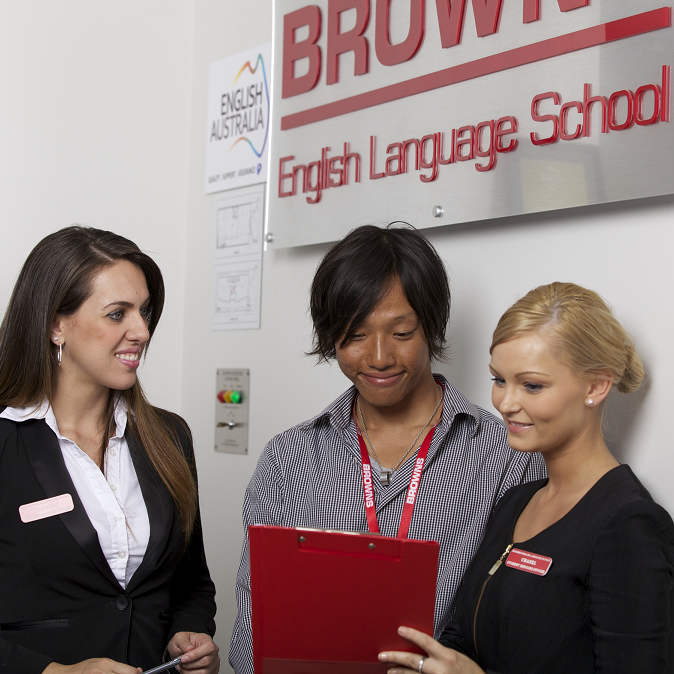 BROWNS English Language School ゴールドコースト