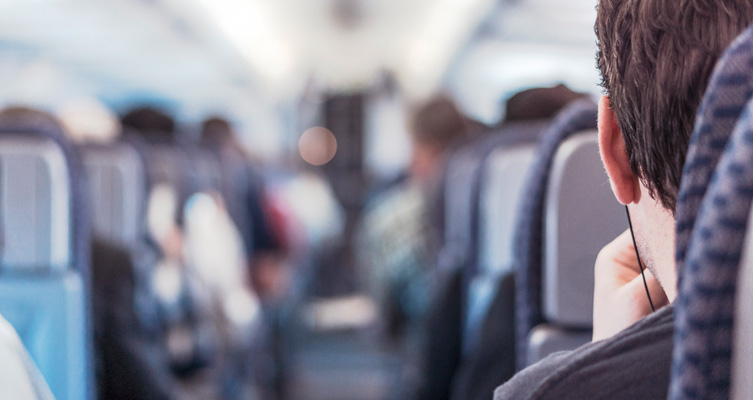 留学で利用する航空会社