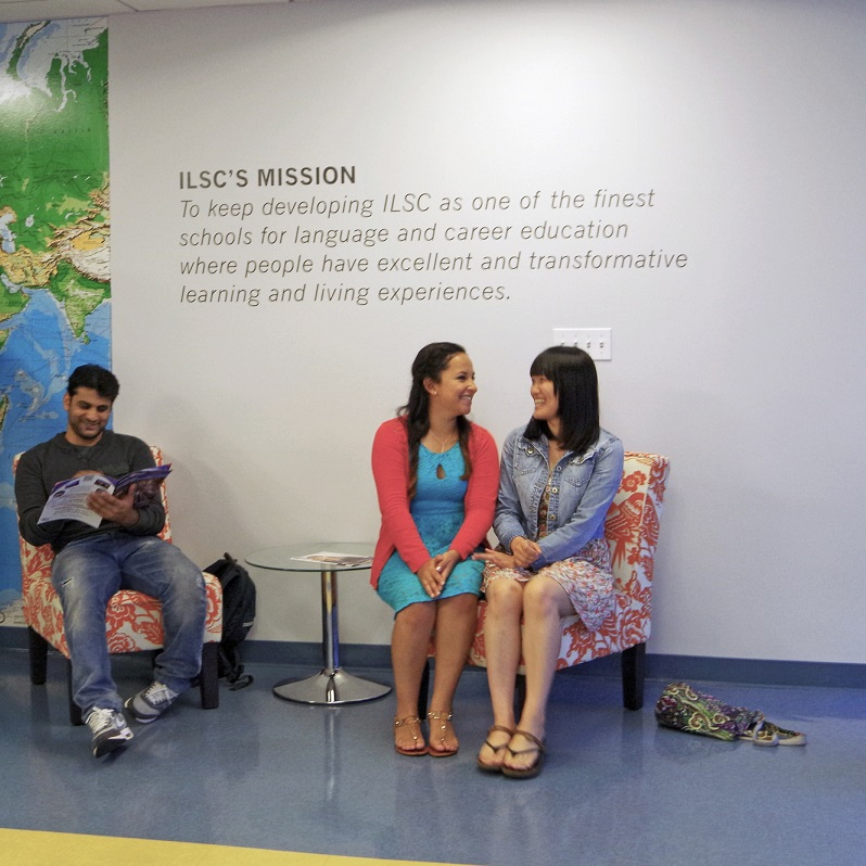 ILSC サンフランシスコへ休学留学
