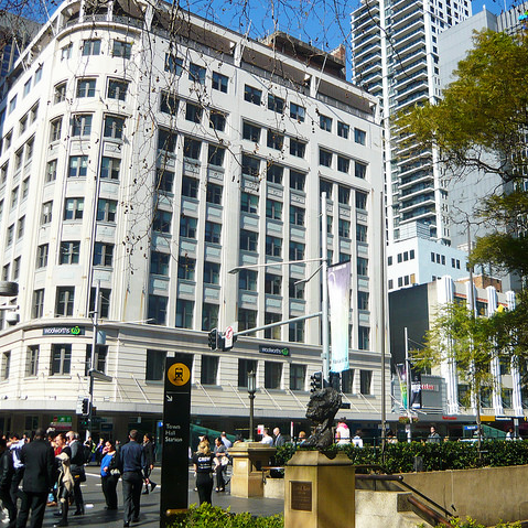 ILSC シドニーへの休学留学