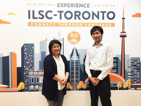 ILSC トロントへ休学留学